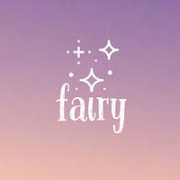 fairy Logotipo