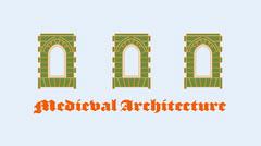 Medieval Architecture Architecture