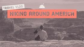 Hiking around America