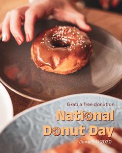 National Donut Day  Donut