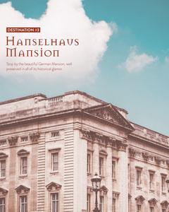 Hanselhaus<BR>Mansion Architecture