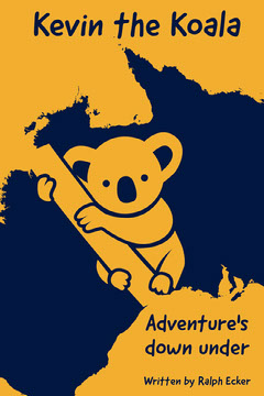 Koala Book Cover Kids