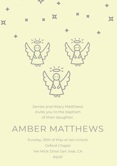 AMBER  MATTHEWS Christianity