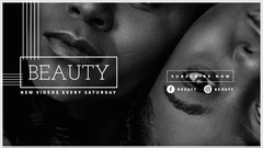 Beauty YouTube Channel Art Makeup
