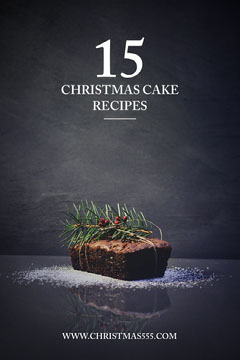 Black and White, Christmas Cake Recipes List, Instagram Post  Cakes
