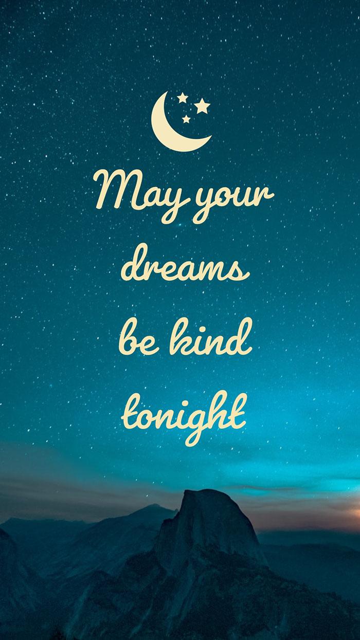 Night Sky Sleep Well Instagram Story Good Night Messages