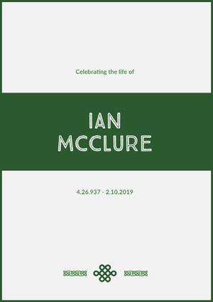 Ian McClure Program