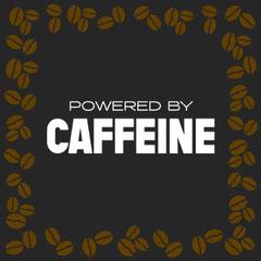 Black & Brown Coffee Beans Instagram Square  Coffee