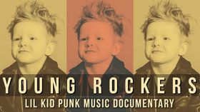 YOUNG ROCKERS Banner para YouTube