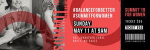 Red Summit for Women Tickets Billet