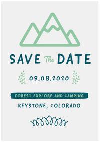 DATE Invitations