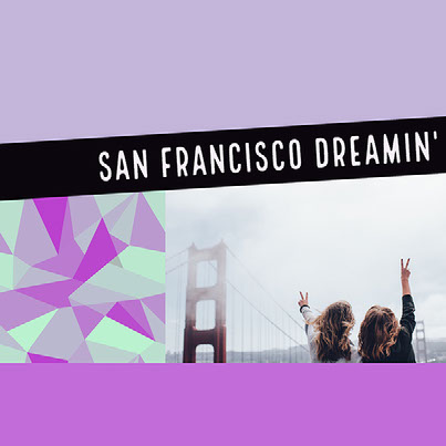 GG Example project: San Francisco dreamin'