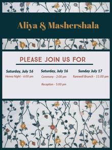 Aliya & Mashershala