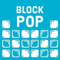 BLOCK POP logos para juegos