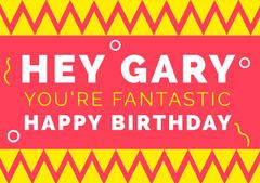 HEY GARY Friends