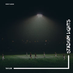 Soccer Match at Night Photo Album Cover Soccer