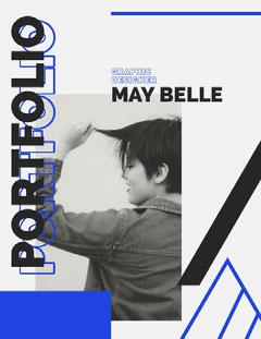 Portfolio Cover Letter Designer