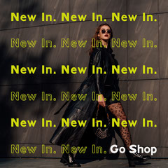 Green Black Fashion New In Instagram Square  New Collection