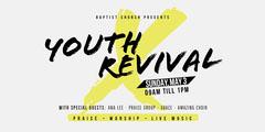 Gospel Event Eventbrite Event Banner