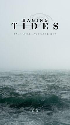 Raging tides preorder IG Story Ocean