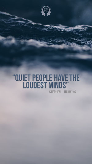 Quiet people Iphone Wallpaper iPhone-Hintergrundbild