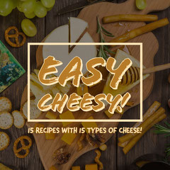 Orange Cheese Food Recipes Instagram Square Post Cheese