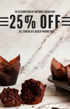 National Cocoa Poster Discount