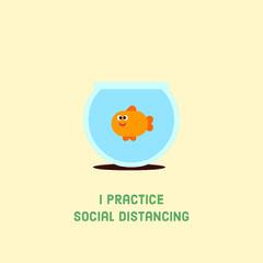 social distancing instagram Water