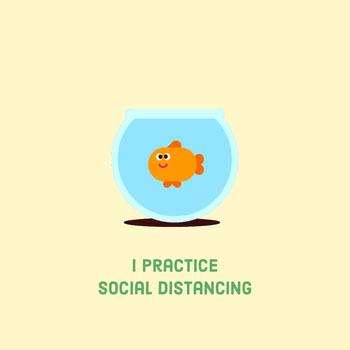 social distancing instagram COVID-19