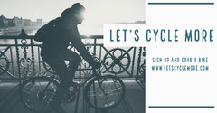 Let's Cycle More Bike