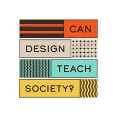 Multicolored Graphic Design Instagram Square with Patterns Designer