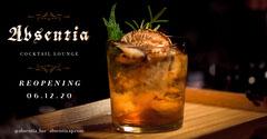 Black Absentia Cocktail Lounge Facebook Post Cocktails