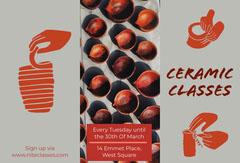 Ceramics Brochure Crafts