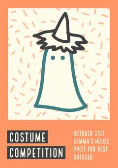 Costume Competition Autumn