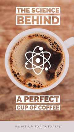 the science behind Coffee