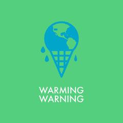 Warming Instagram Square Campaign