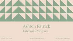 Ashton  Patrick Designer