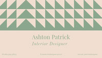 Ashton  Patrick Business Card