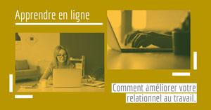Yellow Green Learn Online Networking LinkedIn Post Bannière LinkedIn