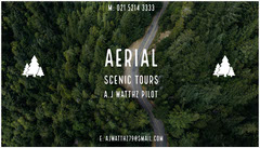 Aerial Scenic tours Music Tour