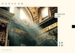 Vatican City Postcard Italy