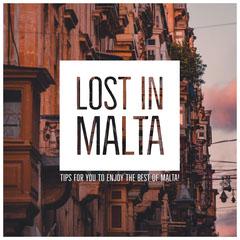 LOST IN MALTA Travel