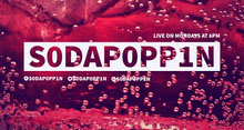 Red Soda Style Twitch Banner Banner do Twitch