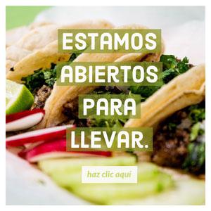 Mexican restaurant Instagram post Tamaño de Imagen de Instagram