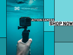 Blue Norma Sport - Facebook Shop Water