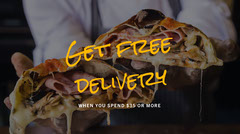 Yellow Free Delivery Twitter  Cheese