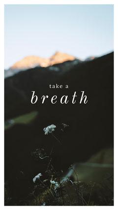 breath Nature