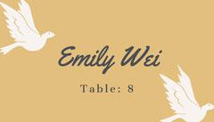 Emily Wei Baptism