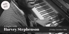 Black and White Piano Music Concert Eventbrite Graphic Jazz