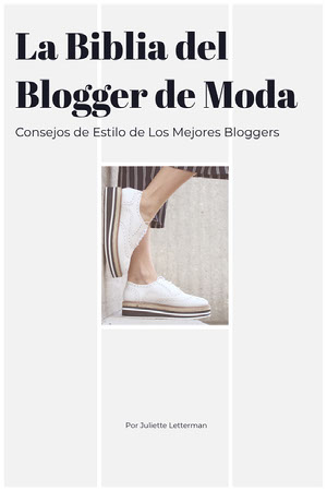 fashion blogger bible book covers  Portada de libro